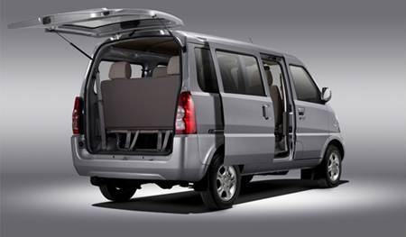 Chevrolet Van 2012 foto - 3