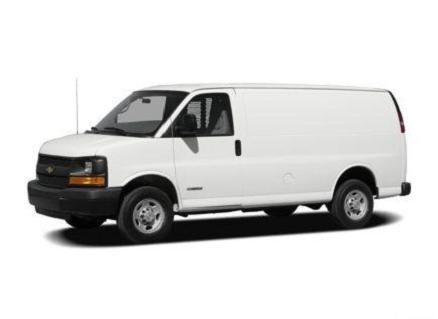 Chevrolet Van 2012 foto - 4