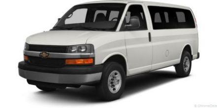 Chevrolet Van 2013 foto - 3