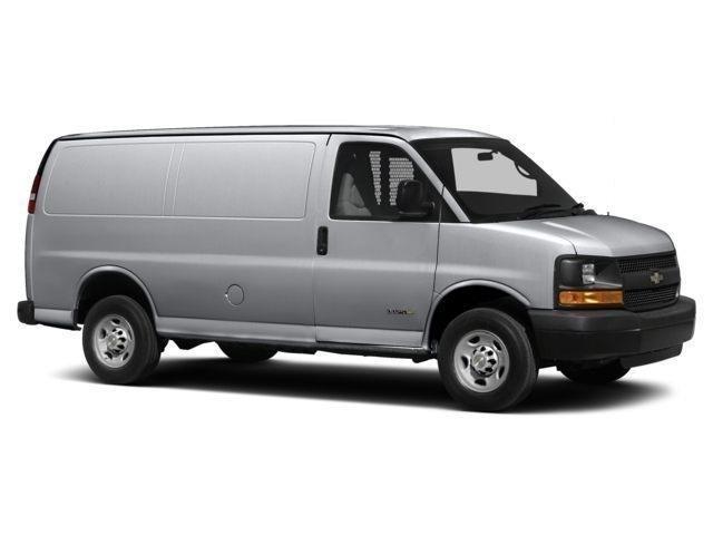 Chevrolet Van 2015 foto - 3
