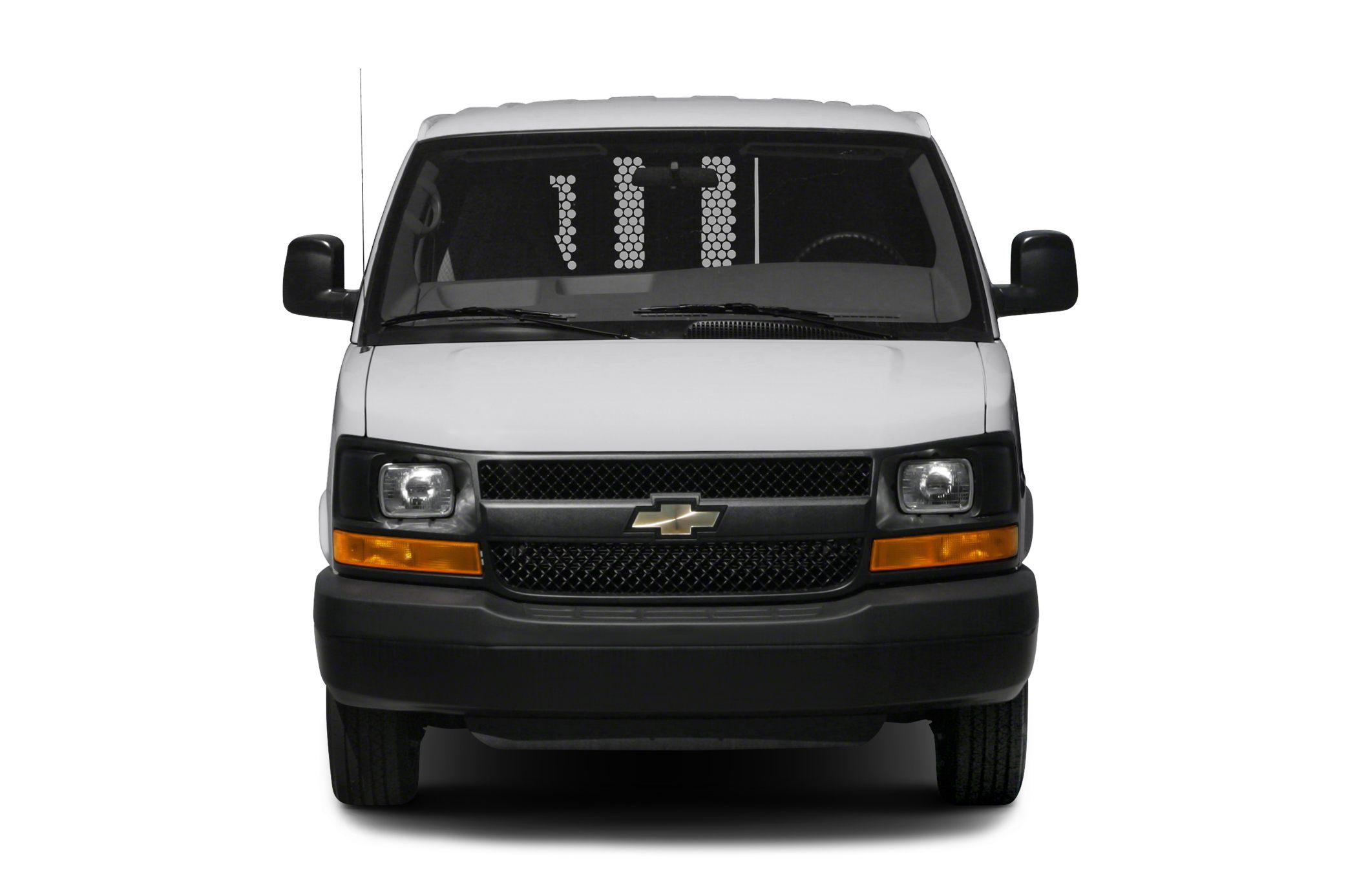 Chevrolet Van 2015 foto - 4