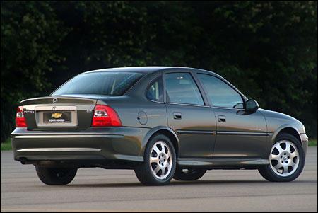 Chevrolet Vectra 2000 foto - 1