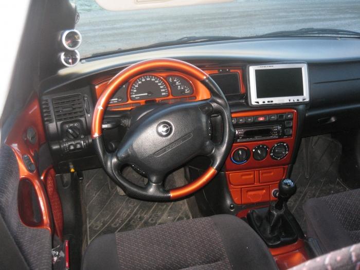 Chevrolet Vectra 2001 foto - 3