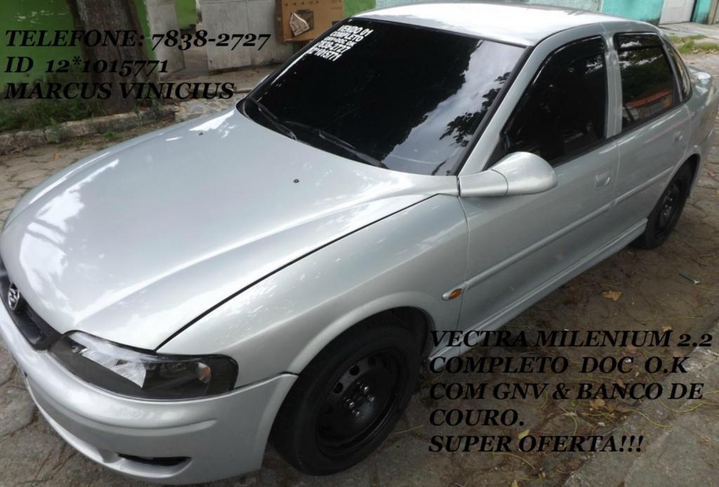 Chevrolet Vectra 2001 foto - 5