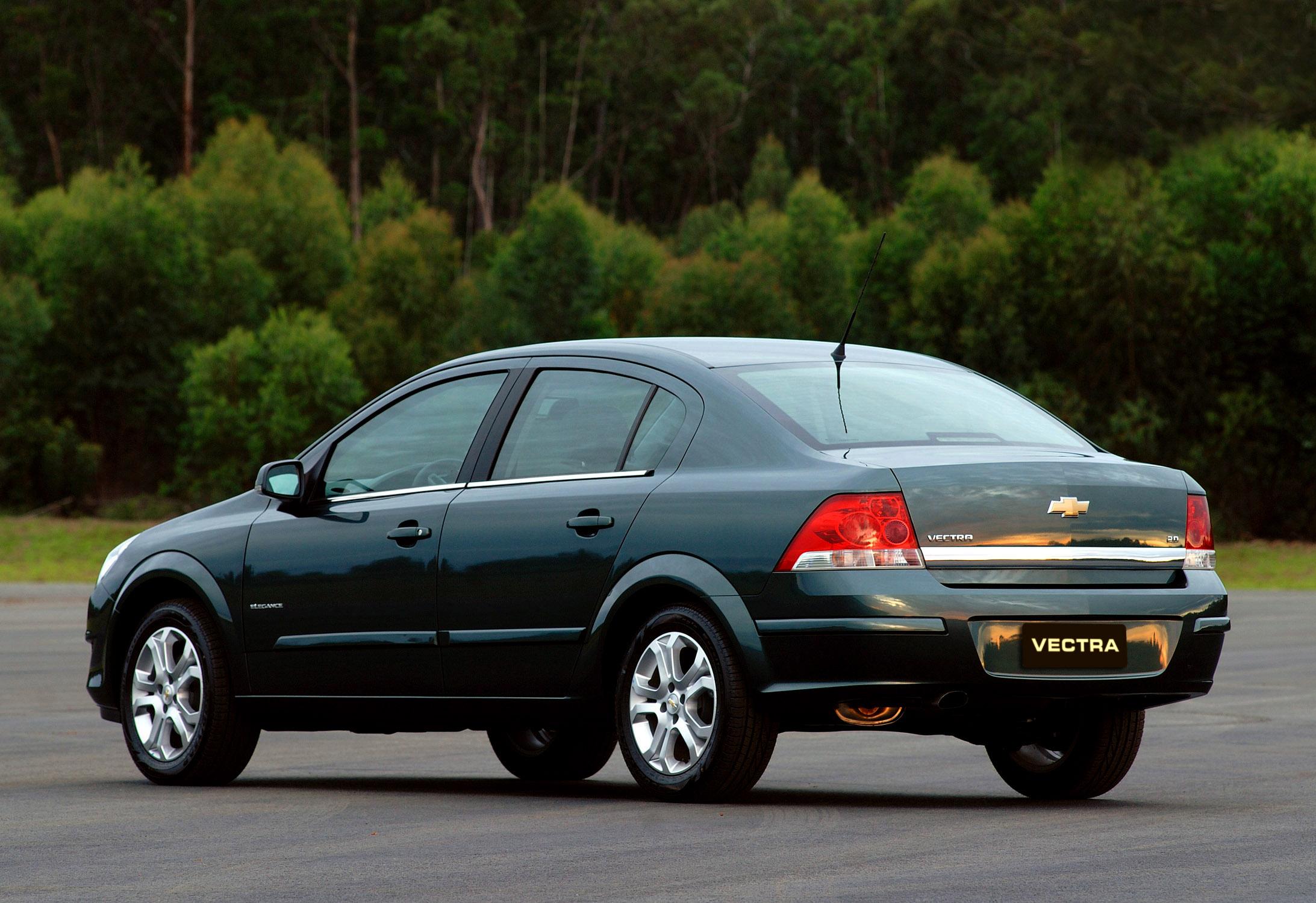 Chevrolet Vectra 2009 foto - 4