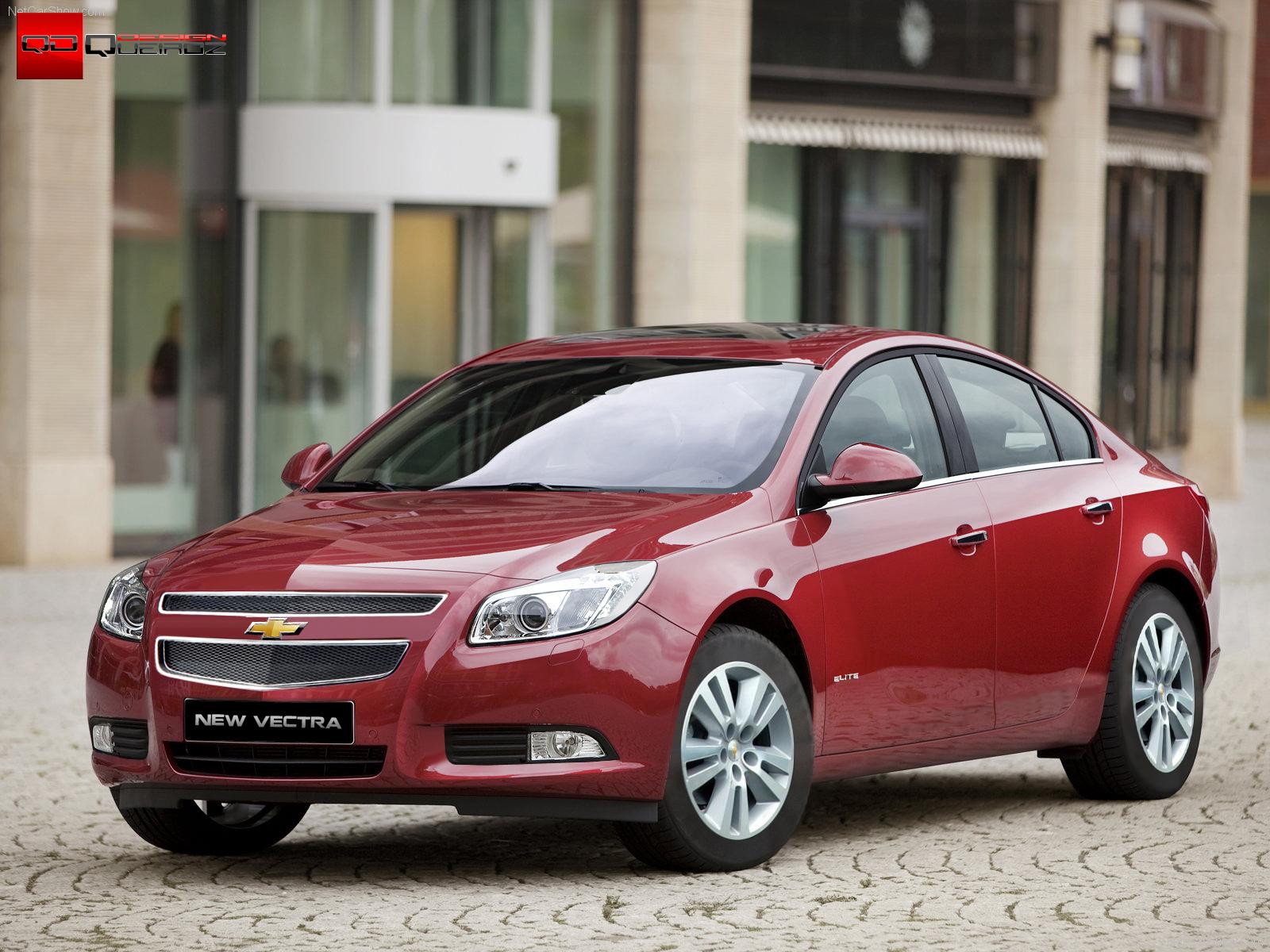 Chevrolet Vectra 2011 foto - 5