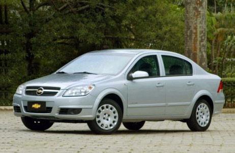 Chevrolet Vectra 2012 foto - 4