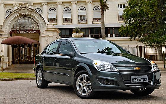 Chevrolet Vectra 2012 foto - 5