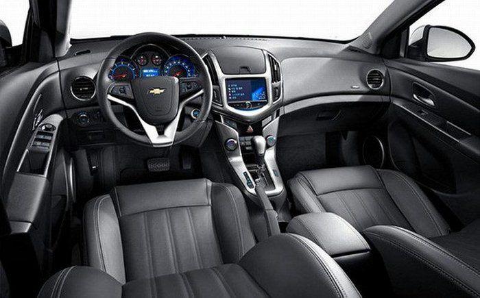 Chevrolet Vectra 2013 foto - 5