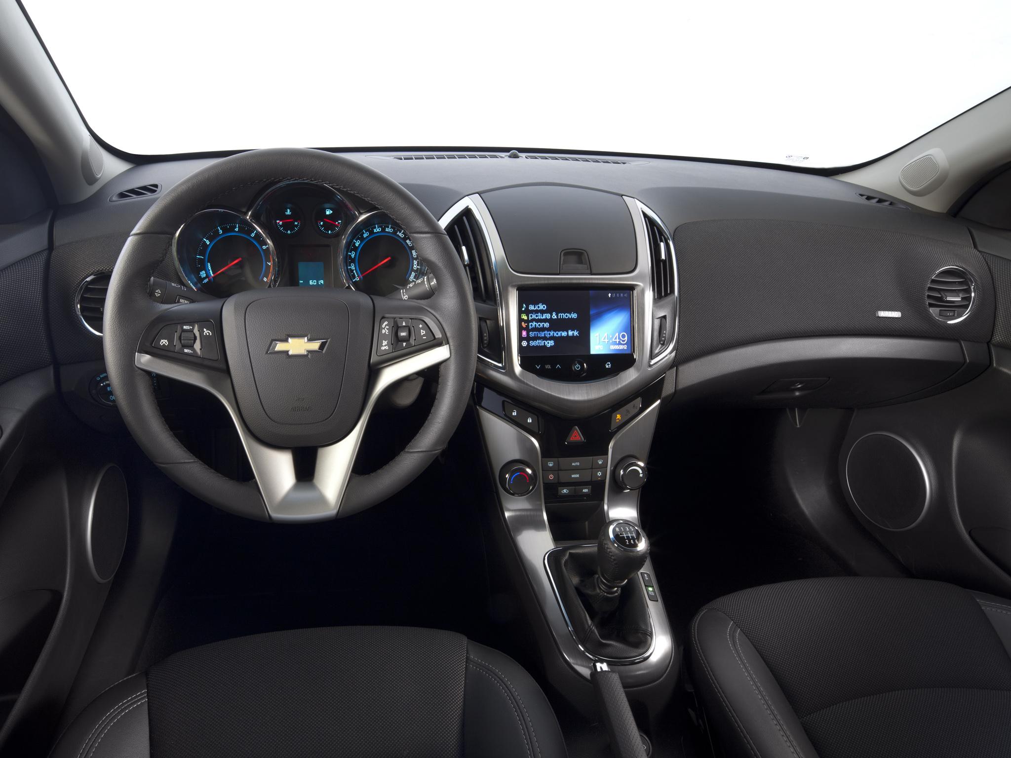 Chevrolet Vectra 2014 foto - 1