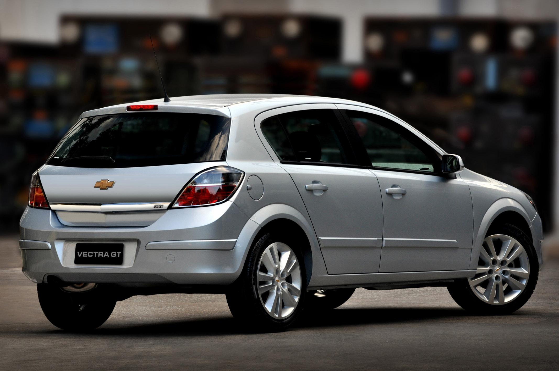 Chevrolet Vectra 2014 foto - 2