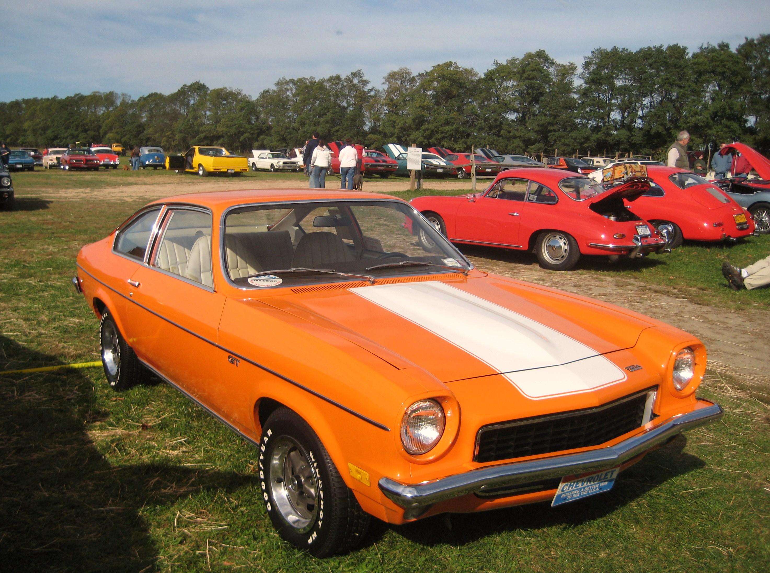 Chevrolet Vega 1973 foto - 1