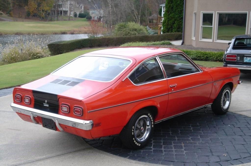 Chevrolet Vega 1973 foto - 2