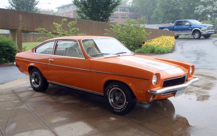 Chevrolet Vega 1973 foto - 5