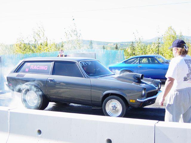 Chevrolet Vega 1974 foto - 2
