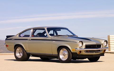 Chevrolet Vega 1974 foto - 3