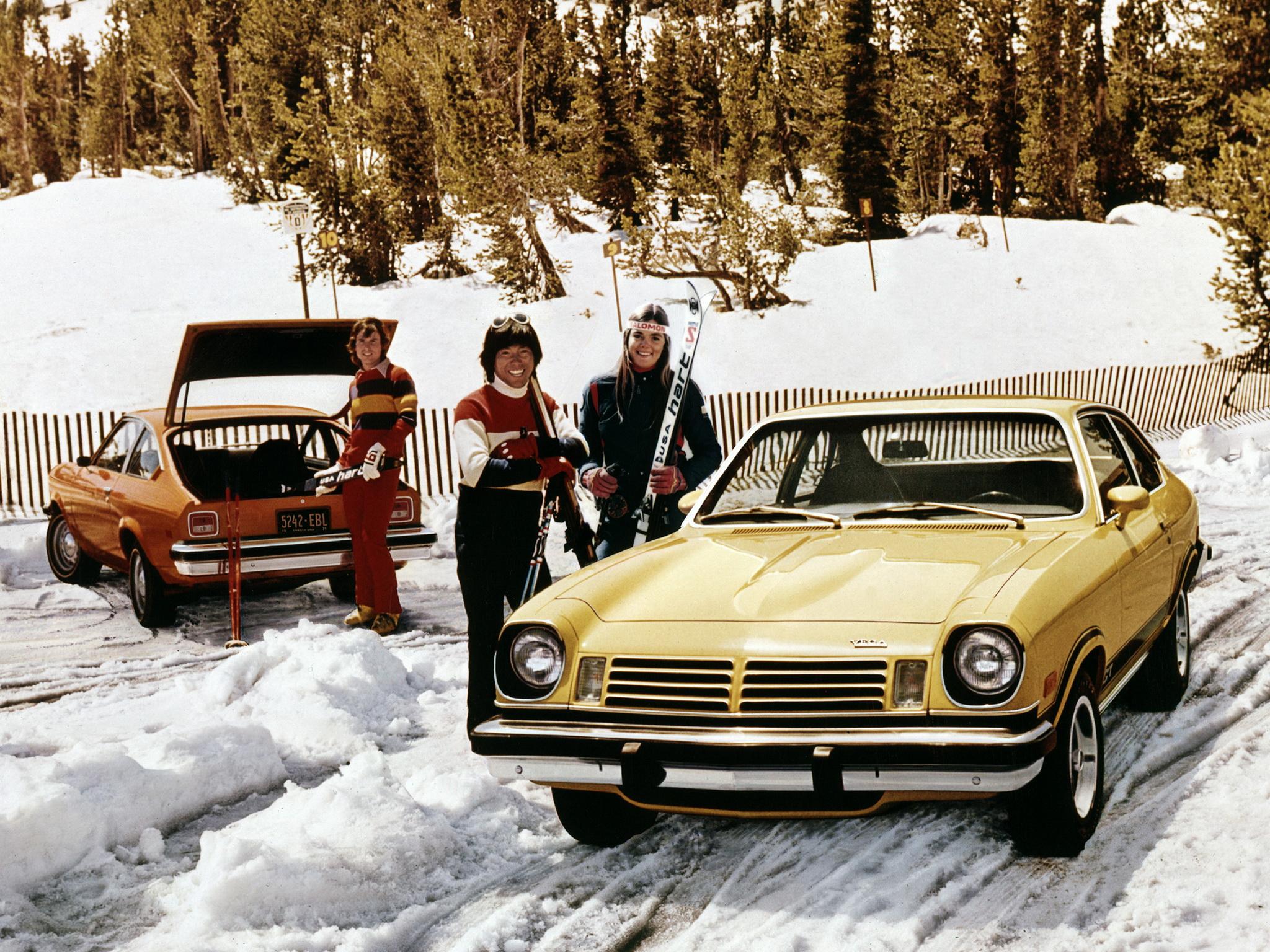 Chevrolet Vega 1975 foto - 5