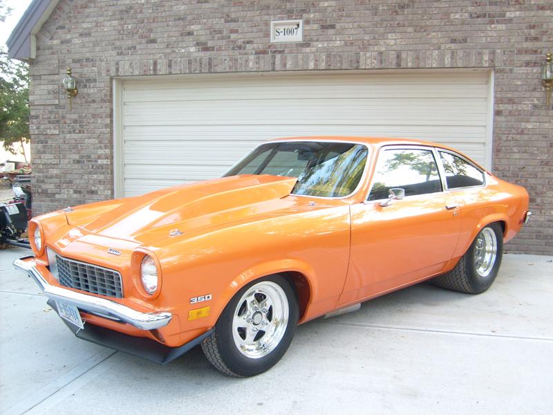Chevrolet Vega 1977 foto - 1