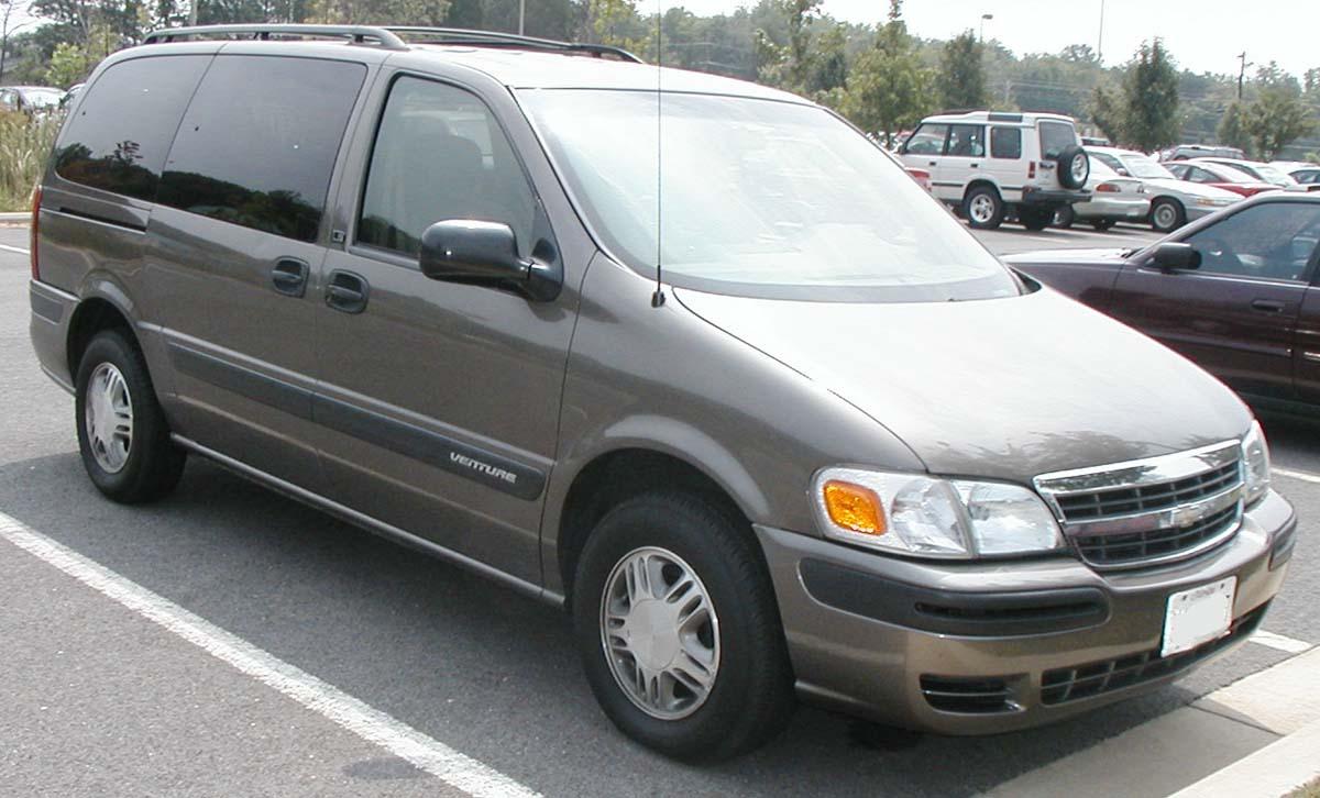 Chevrolet Venture 1999 foto - 1