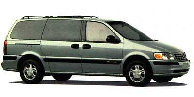 Chevrolet Venture 1999 foto - 3