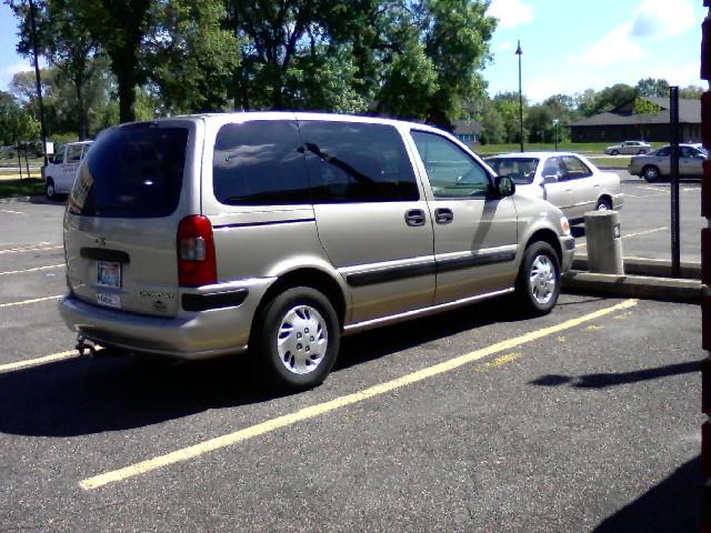 Chevrolet Venture 2000 foto - 2