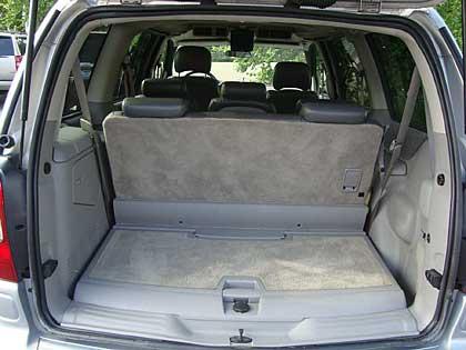 Chevrolet Venture 2001 foto - 2