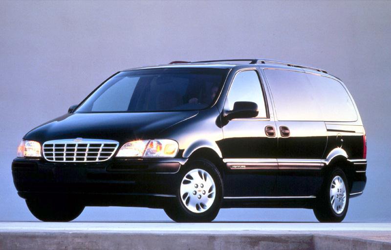 Chevrolet Venture 2002 foto - 2