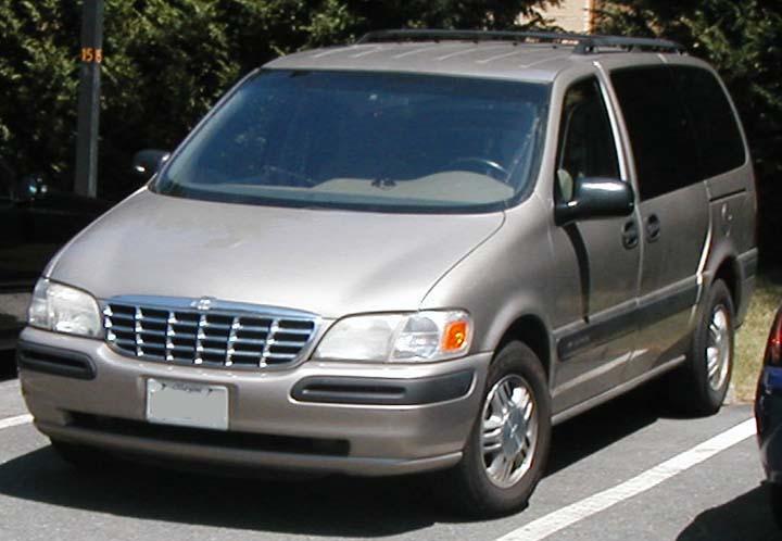 Chevrolet Venture 2002 foto - 3