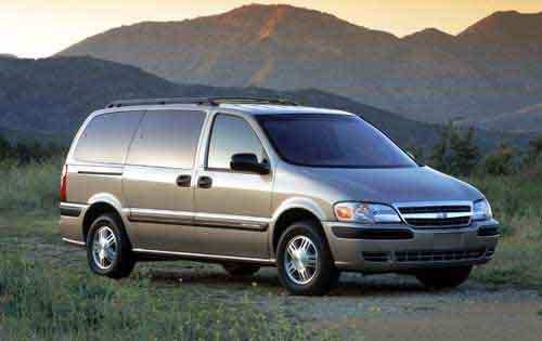 Chevrolet Venture 2003 foto - 3