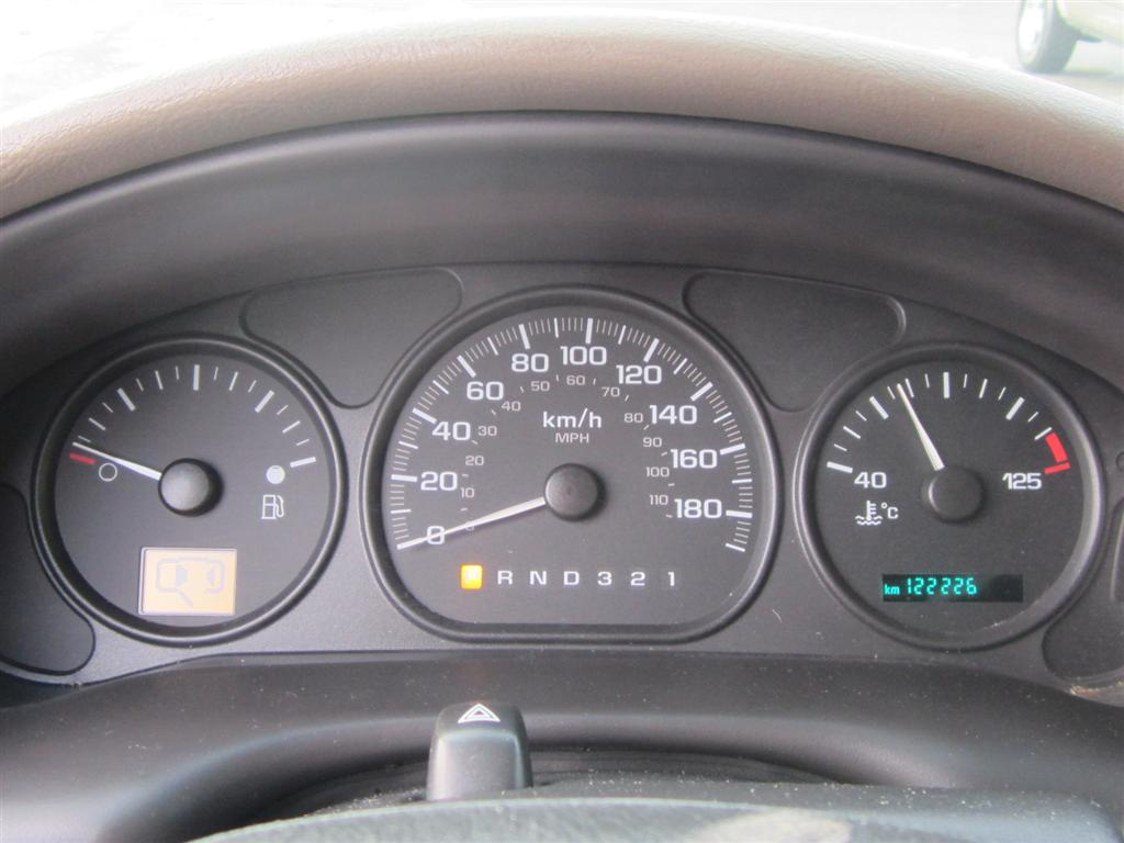 Chevrolet Venture 2004 foto - 3