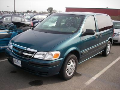 Chevrolet Venture 2004 foto - 5