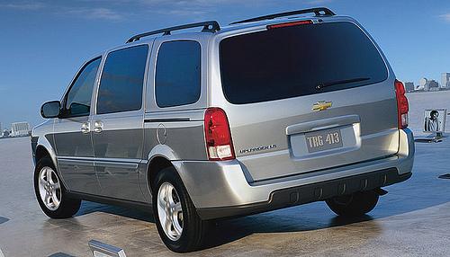 Chevrolet Venture 2005 foto - 3