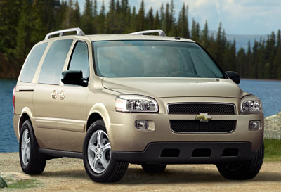 Chevrolet Venture 2005 foto - 5