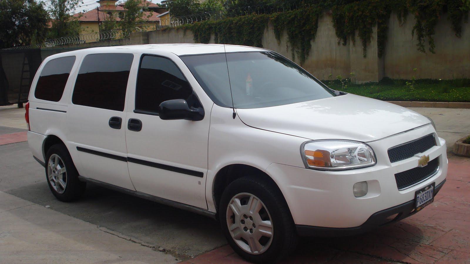 Chevrolet Venture 2006 foto - 1