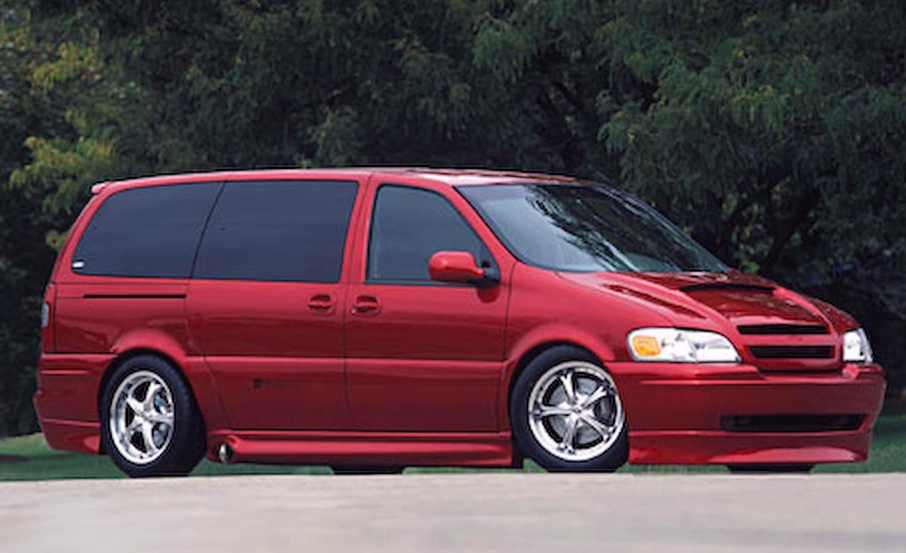 Chevrolet Venture 2014 foto - 1