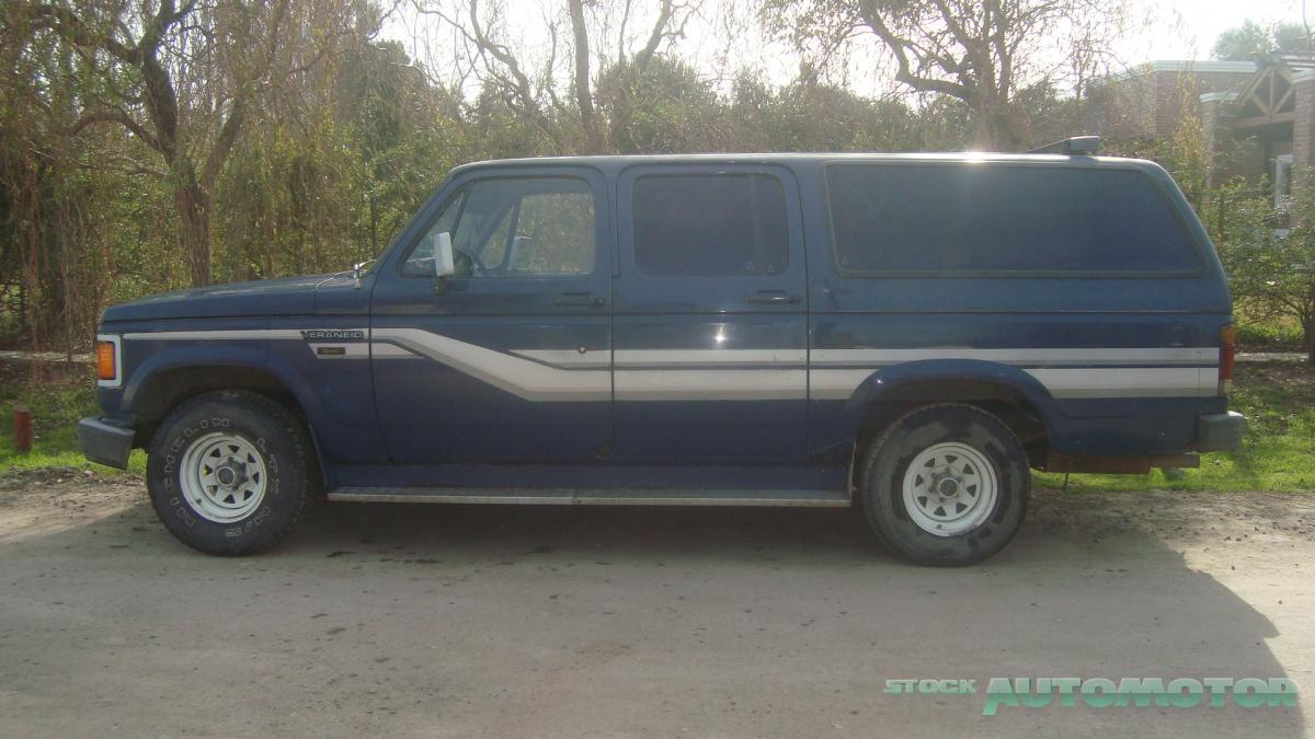 Chevrolet Veraneio 1992 foto - 4
