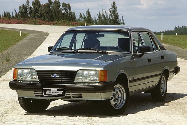 Chevrolet Veraneio 1992 foto - 5
