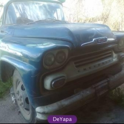 Chevrolet Viking 1957 foto - 1