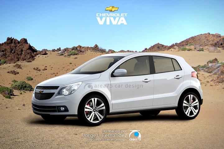 Chevrolet Viva 2015 foto - 2