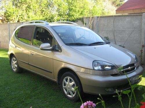 Chevrolet Vivant 2004 foto - 1