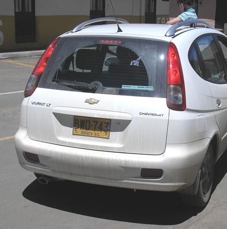 Chevrolet Vivant 2005 foto - 1
