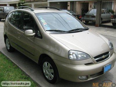 Chevrolet Vivant 2005 foto - 2