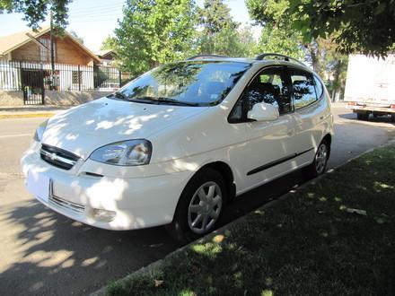 Chevrolet Vivant 2006 foto - 2
