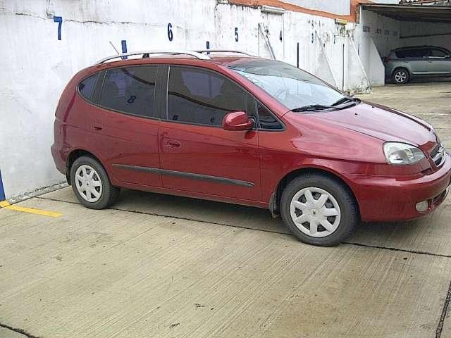 Chevrolet Vivant 2006 foto - 4