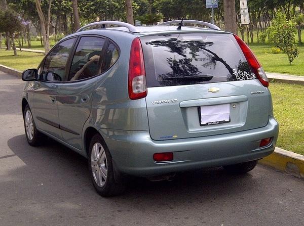 Chevrolet Vivant 2007 foto - 4