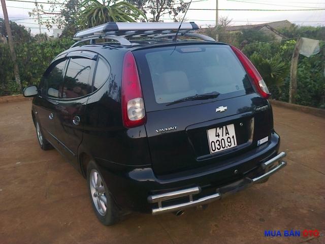 Chevrolet Vivant 2008 foto - 1