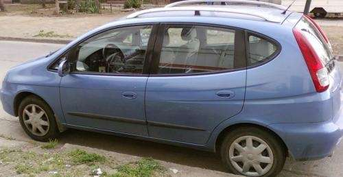Chevrolet Vivant 2008 foto - 2
