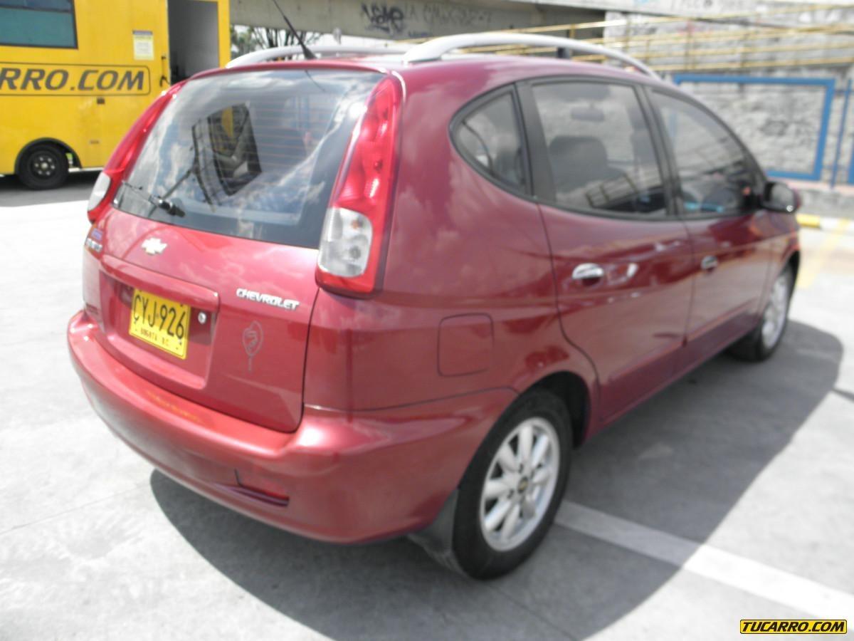 Chevrolet Vivant 2008 foto - 5