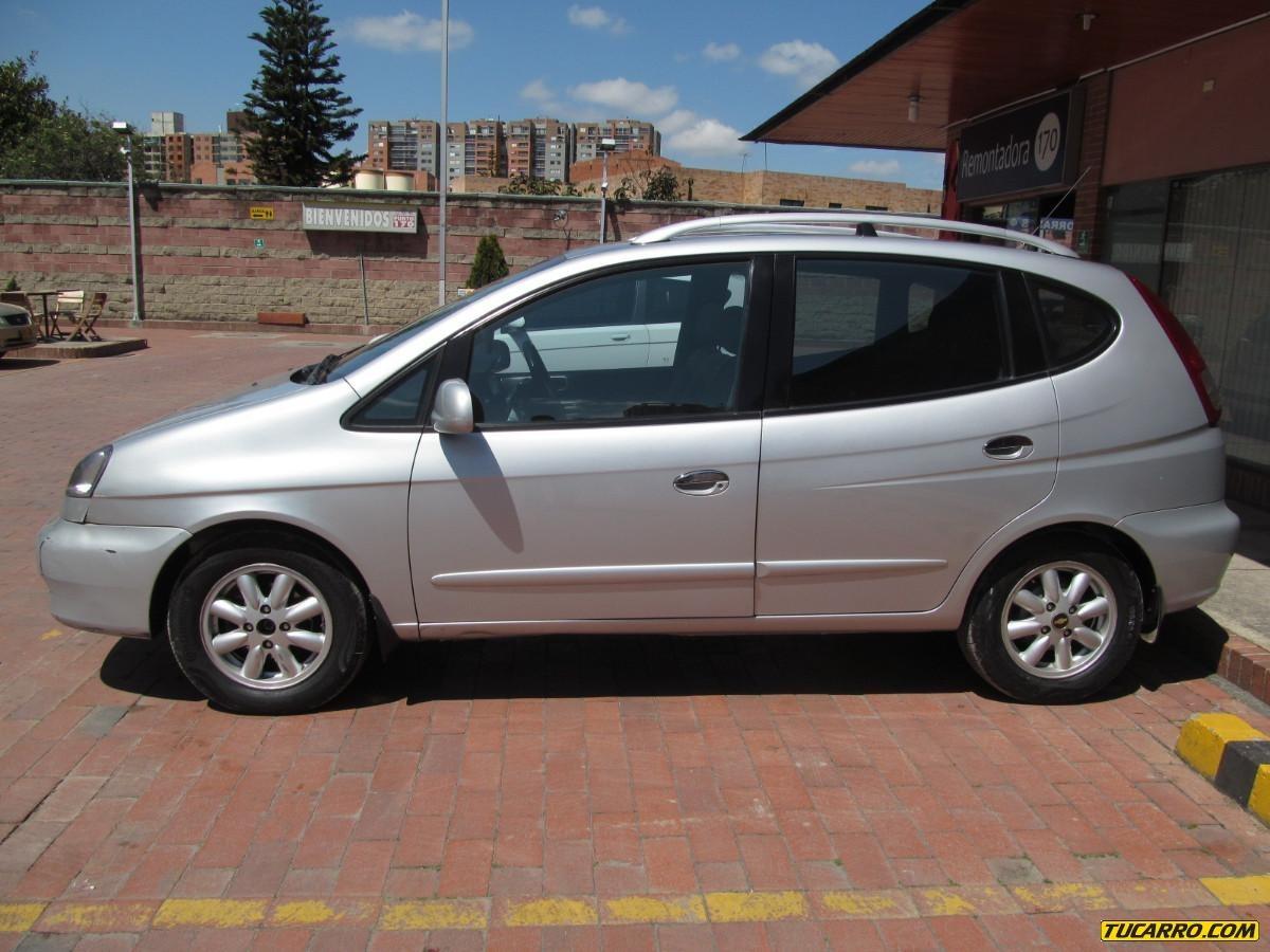 Chevrolet Vivant 2009 foto - 2