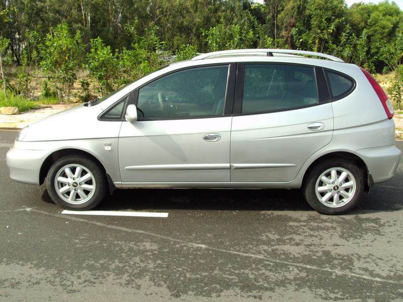 Chevrolet Vivant 2009 foto - 3